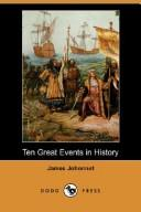 Download Ten Great Events in History (Dodo Press)