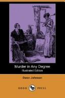 Murder in Any Degree (Illustrated Edition) (Dodo Press)