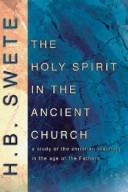 Download The Holy Spirit in the Ancient Church