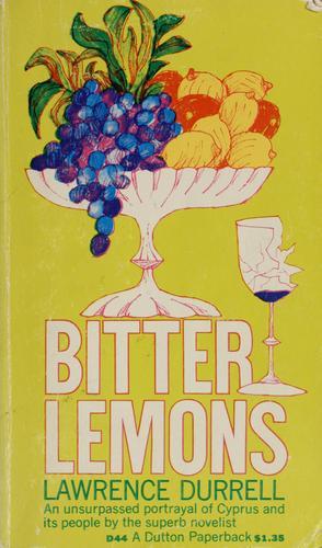 Bitter lemons.