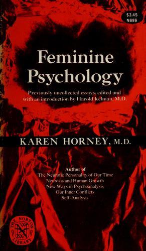 Feminine psychology.