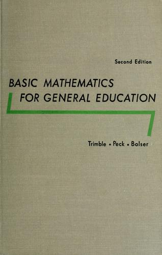 Download Basic mathematics for general education