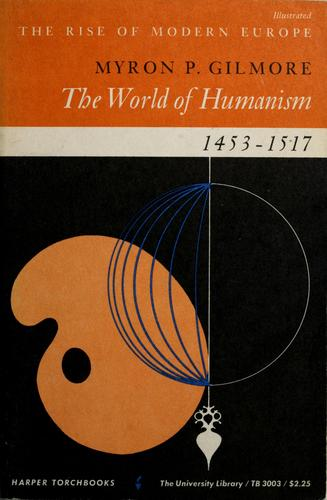 Download The world of humanism, 1453-1517.