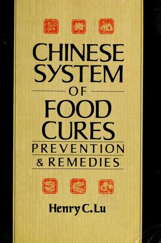 Chinese system of food cures (Open Library)
