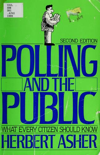 Polling and the public