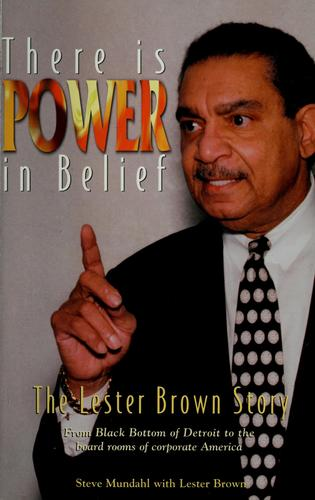 There is power in belief