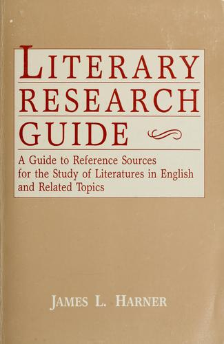 Download Literary research guide