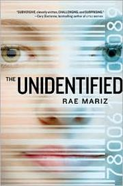 Book Cover: 'The Unidentified' by Mariz, Rae