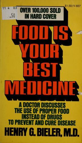 Download Food is your best medicine