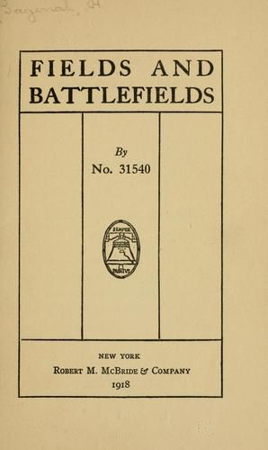 Fields and battlefields