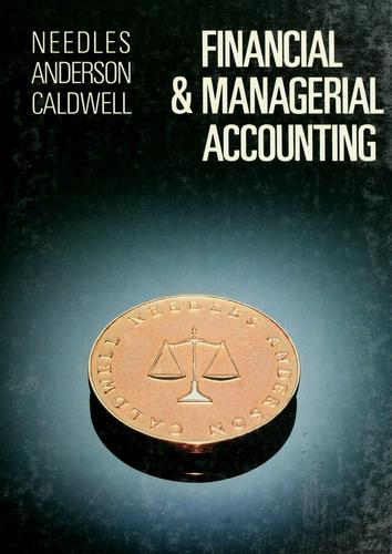 Download Financial & managerial accounting