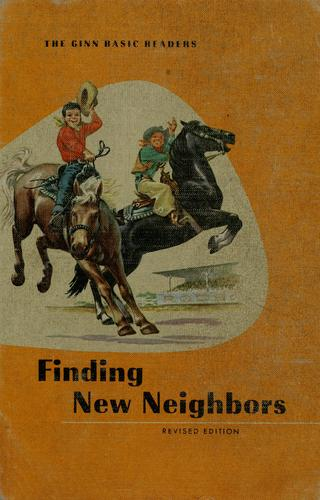 Finding new neighbors by David Harris Russell