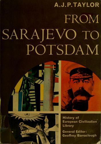 Download From Sarajevo to Potsdam