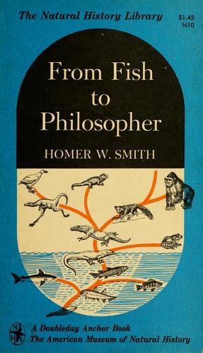 Download From fish to philosopher