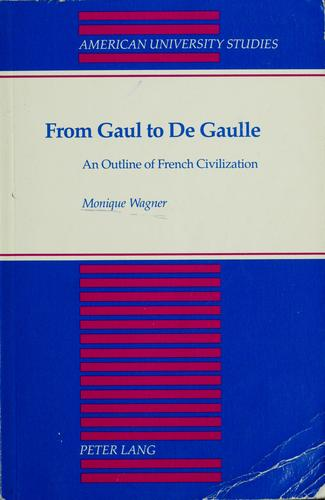 Download From Gaul to De Gaulle