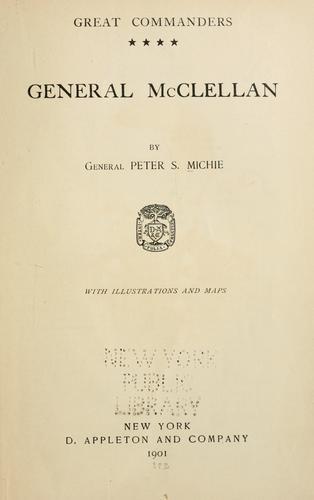 Download General McClellan