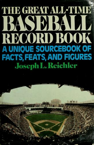 Download The great all-time baseball record book