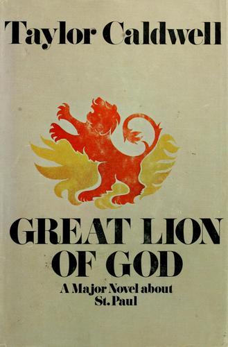 Great lion of God.