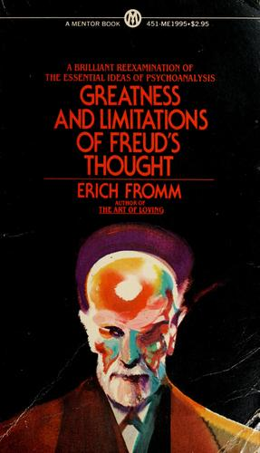 Download Greatness and limitations of Freud's thought