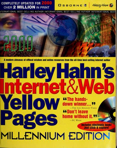 Download Harley Hahn's Internet & Web yellow pages.
