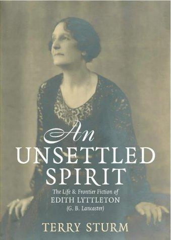 Download An unsettled spirit
