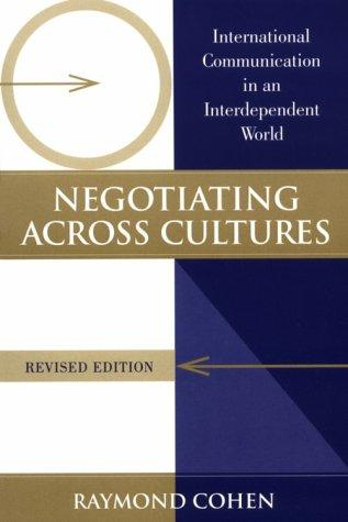 Download Negotiating across cultures