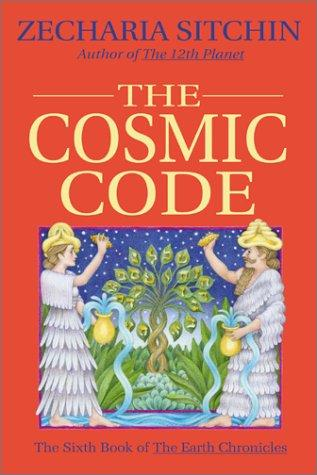 The cosmic code by Zecharia Sitchin