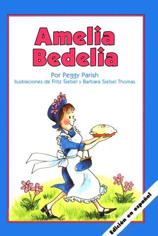 Amelia Bedelia (Spanish Language Edition)
