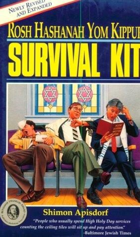 Download Rosh Hashanah Yom Kippur survival kit