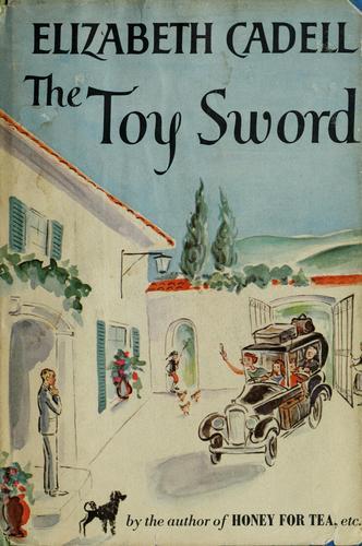 The toy sword.