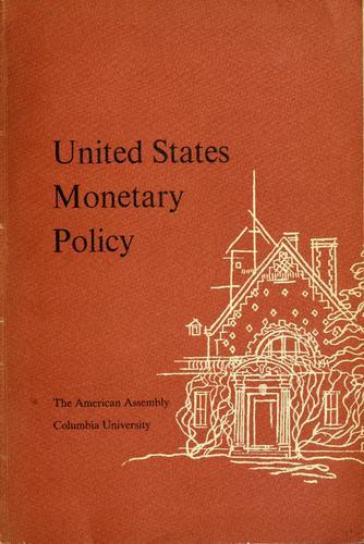 United States monetary policy