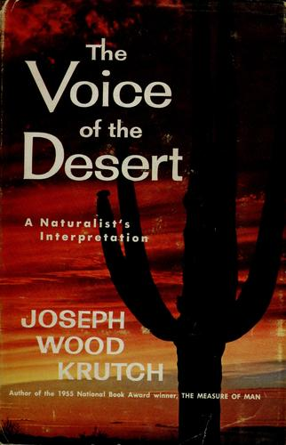Download The voice of the desert