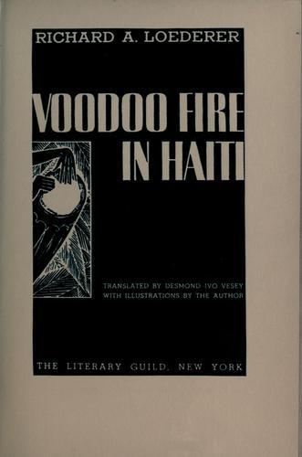 Download … Voodoo fire in Haiti