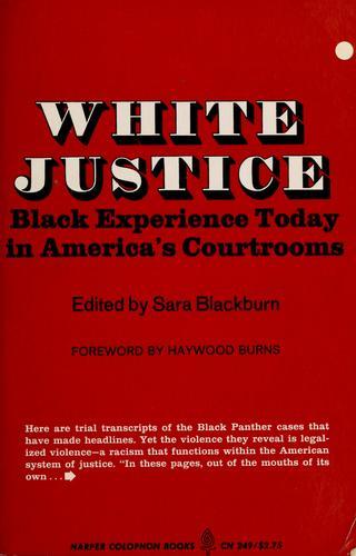 White Justice