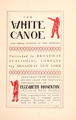 The white canoe