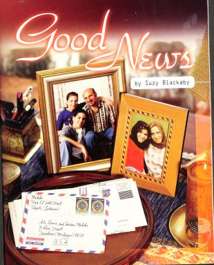 Cover of: Good news | Suzy Blackaby