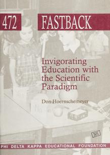 Cover of: Invigorating education with the scientific paradigm | Donald Louis Hoernschemeyer