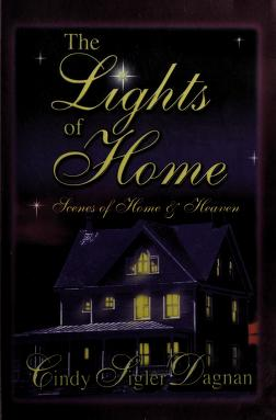 Cover of: The Lights of Home | Cindy Dagnan
