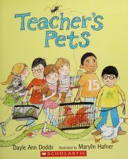 Cover of: Teacher's Pet | Dayle Ann Dodds
