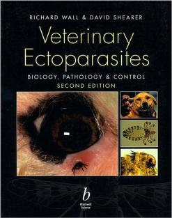 Veterinary ectoparasites by Wall, Richard Ph. D.