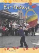 Birthdays (Rites of Passage)