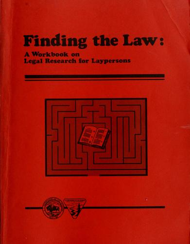 Finding the law by Al Coco
