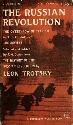 The Russian Revolution by Leon Trotsky