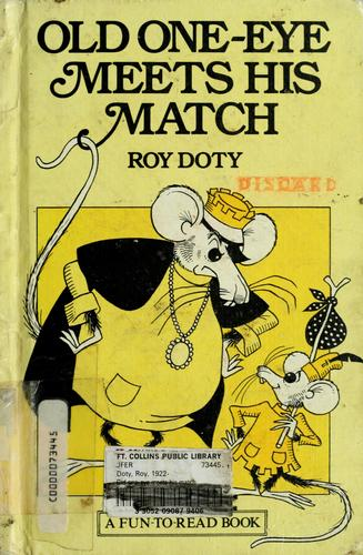 Old one-eye meets his match by Roy Doty