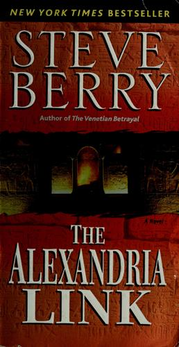 The Alexandria Link: A Novel (Cotton Malone)