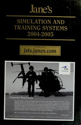 Jane's simulation and training systems, 2004-2005 by