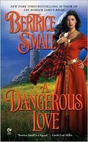 A Dangerous Love (Border Chronicles)