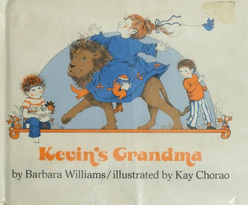 Kevin's grandma by Barbara Williams