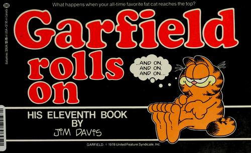 Garfield rolls on by Jean Little