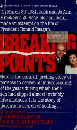 Breaking points by Jack Hinckley